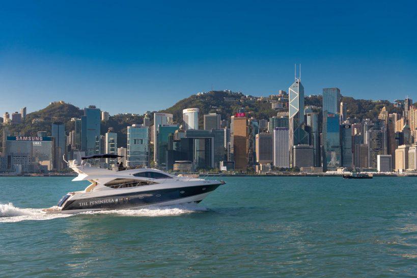 The Peninsula Hong Kong Yacht