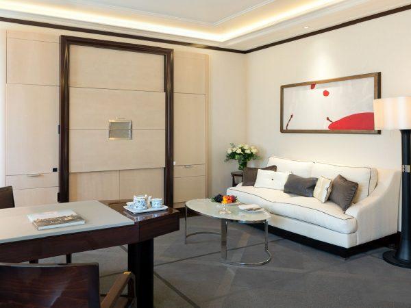 The Peninsula Paris Deluxe Suite