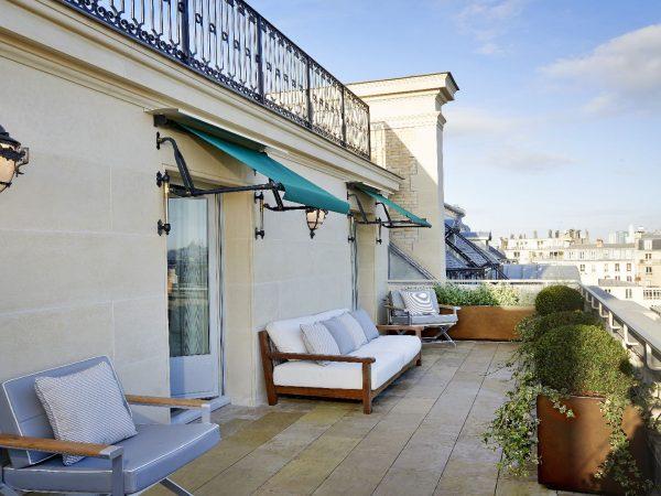 The Peninsula Paris Garden Suite