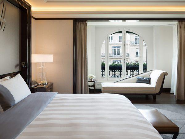 The Peninsula Paris Grand Premier Suite Room