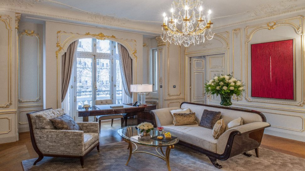 The Peninsula Paris The Historic Suite