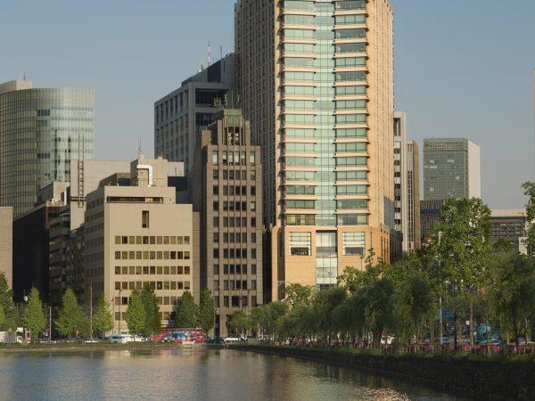 The Peninsula Tokyo Exterior