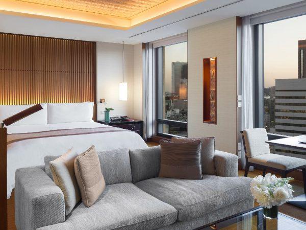 The Peninsula Tokyo Deluxe Room King