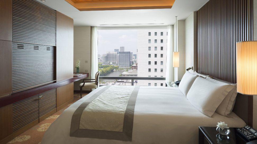 The Peninsula Tokyo Deluxe Suite King