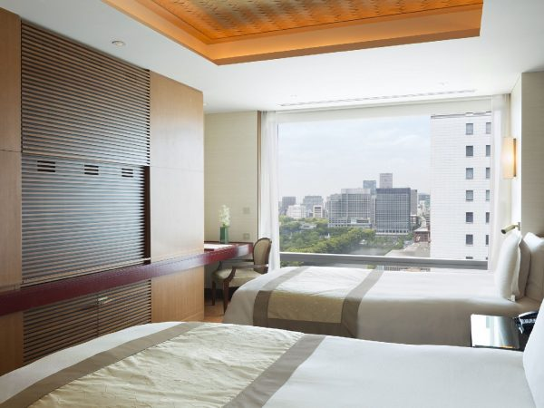 The Peninsula Tokyo Deluxe Suite Twin