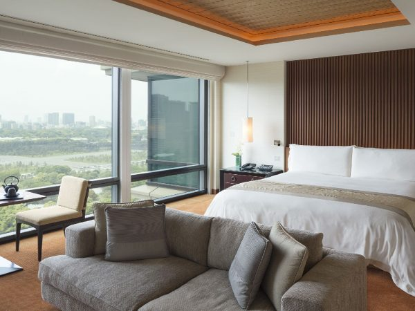 The Peninsula Tokyo Grand Deluxe King Room