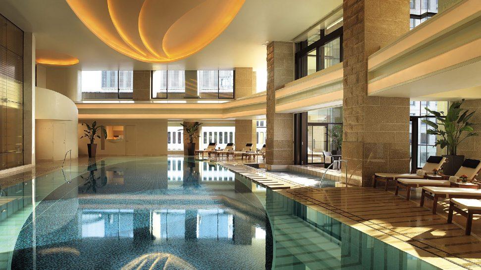 The Peninsula Tokyo Pool