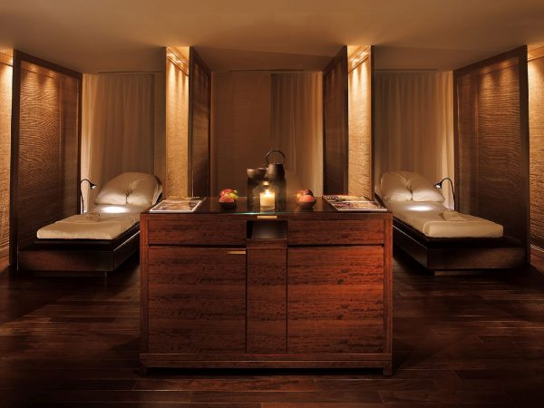 The Peninsula Tokyo Spa Relaxation Room
