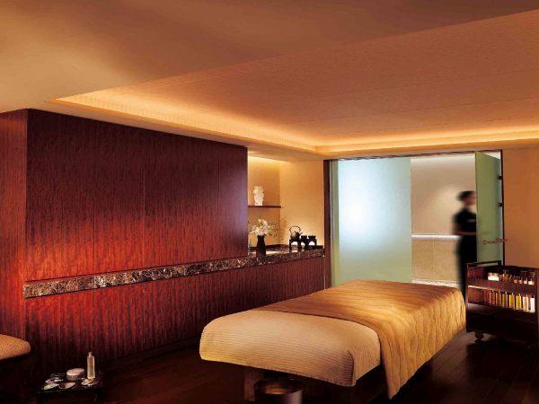 The Peninsula Tokyo Spa Treatment Room