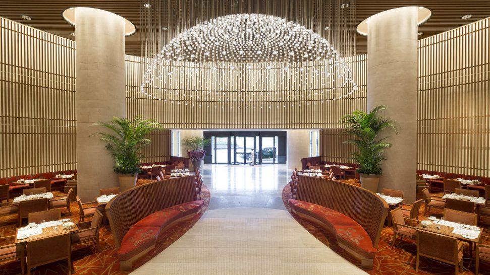 The Peninsula Tokyo The Lobby