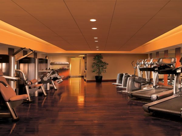 The Peninsula Tokyo The Peninsula Fitness Center