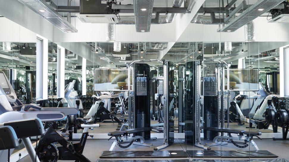 The Silo Gym