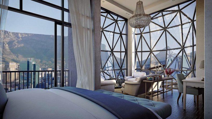 The Silo Hotel Deluxe Superior Suite