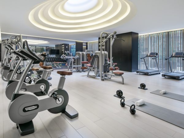The Temple House Gym