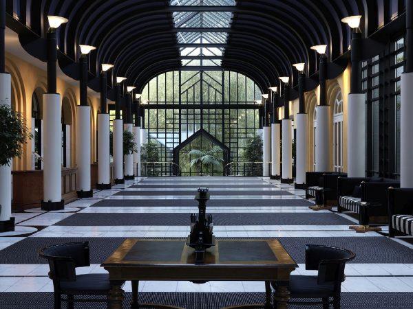 Victoria Jungfrau Interlaken Lobby