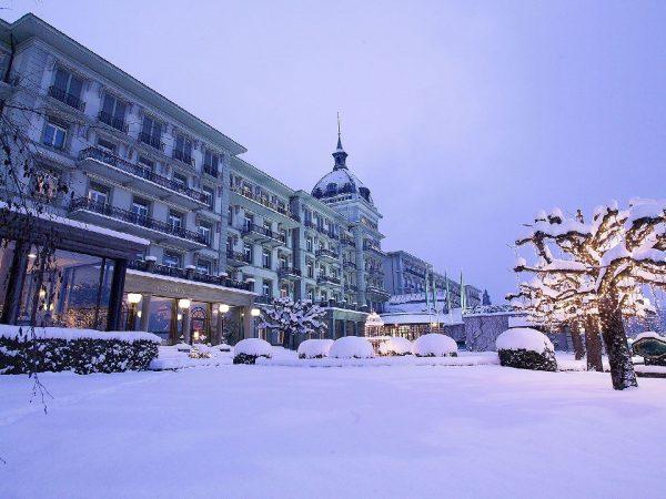 Victoria Jungfrau Interlaken Winter