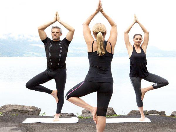 Victoria Jungfrau Interlaken Yoga