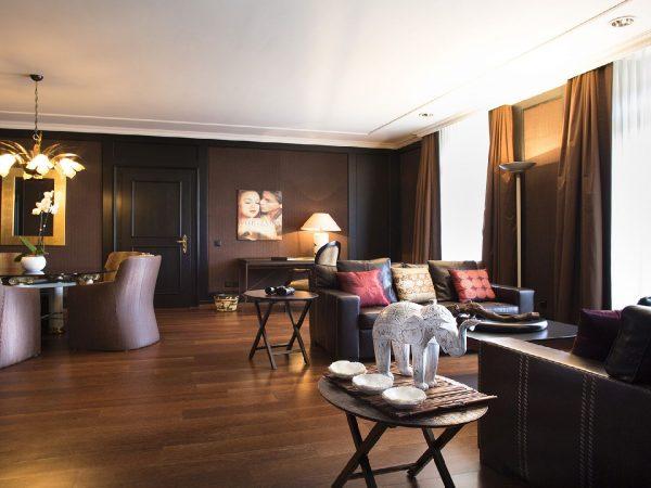 Victoria Jungfrau Interlaken yash chopra suite