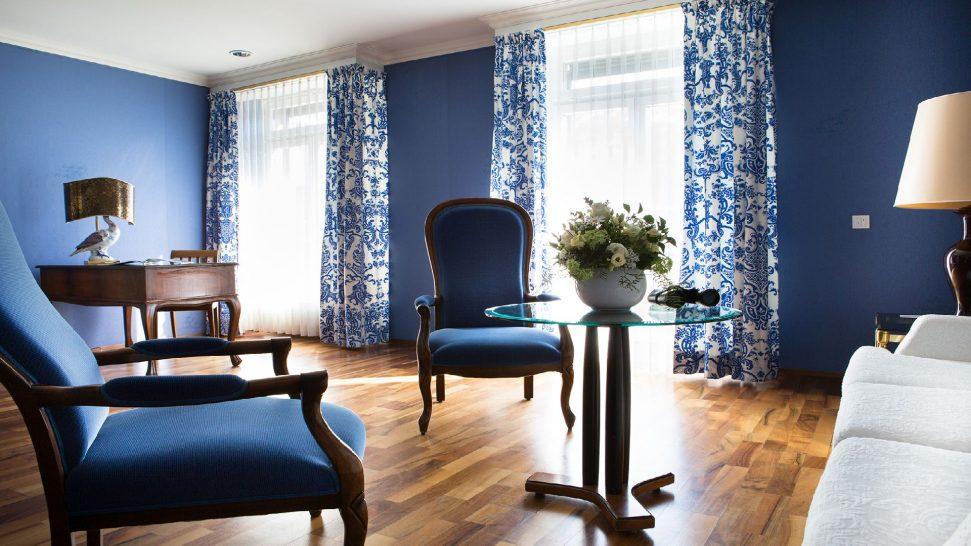 Victoria Jungfrau Interlaken deluxe junior suite