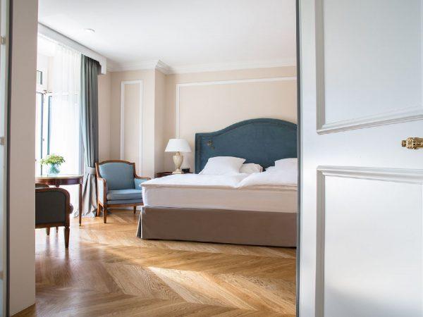 Victoria Jungfrau Interlaken premium suite club