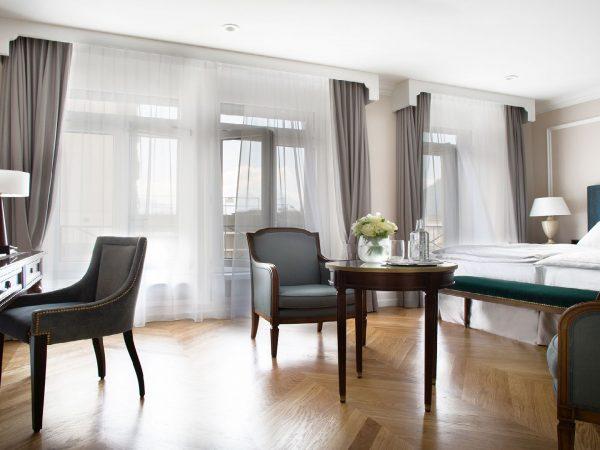 Victoria Jungfrau Interlaken Superior Double Room club