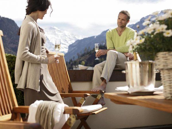 Victoria Jungfrau lifestyle