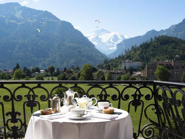 Victoria Jungfrau Grand Hotel & Spa Victoria Terrasse