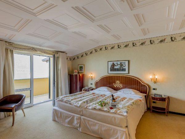 Villa Serbelloni Classic Room