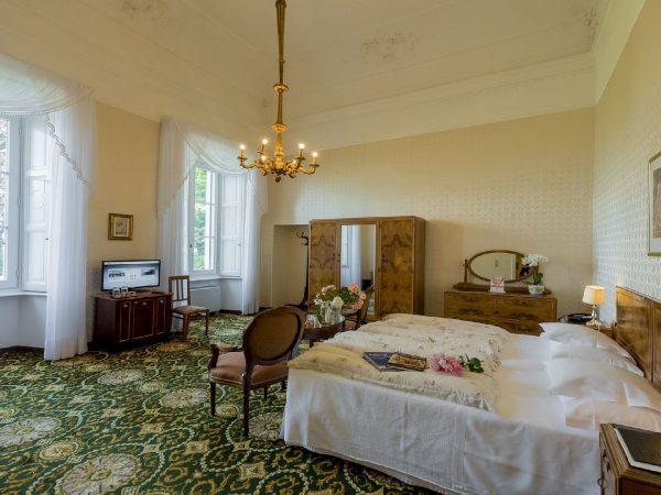 Villa Serbelloni Deluxe Doube Room