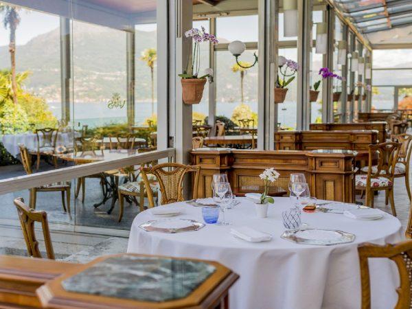 Villa Serbelloni Mistral restaurant