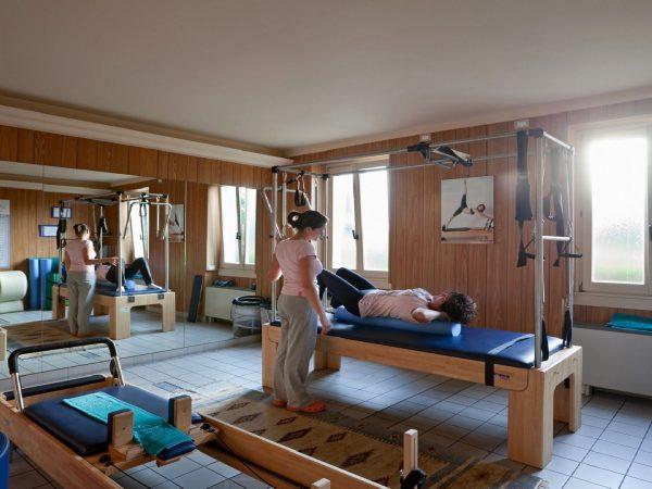 Villa Serbelloni Pilates