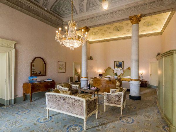 Villa Serbelloni Seniour Suite