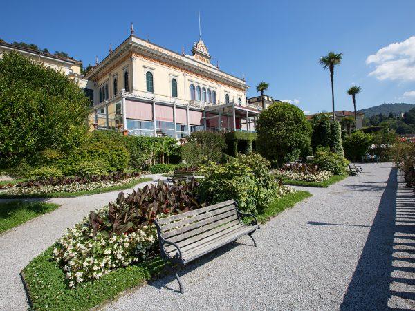 Villa Serbelloni Walk Way