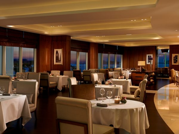 Waldorf Astoria Dubai Palm Jumeirah Heinz-Beck