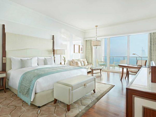 Waldorf Astoria Dubai Palm Jumeirah King-Deluxe Skyline Sea View