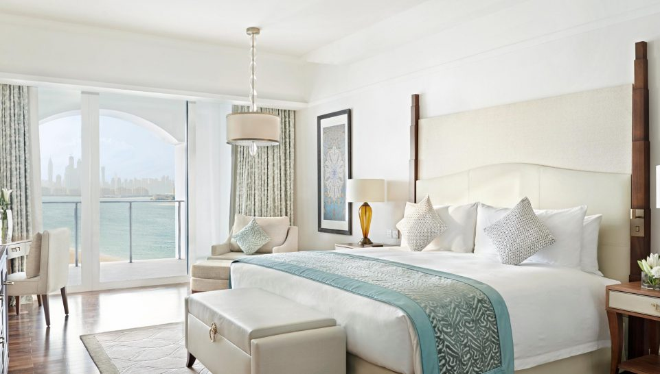 Waldorf Astoria Dubai Palm Jumeirah King Deluxe Suite Sea View