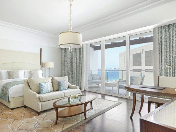 Waldorf Astoria Dubai Palm Jumeirah King-Superior Room Partial View