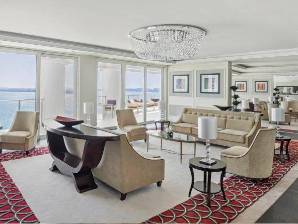 Waldorf Astoria Dubai Palm Jumeirah Lounge