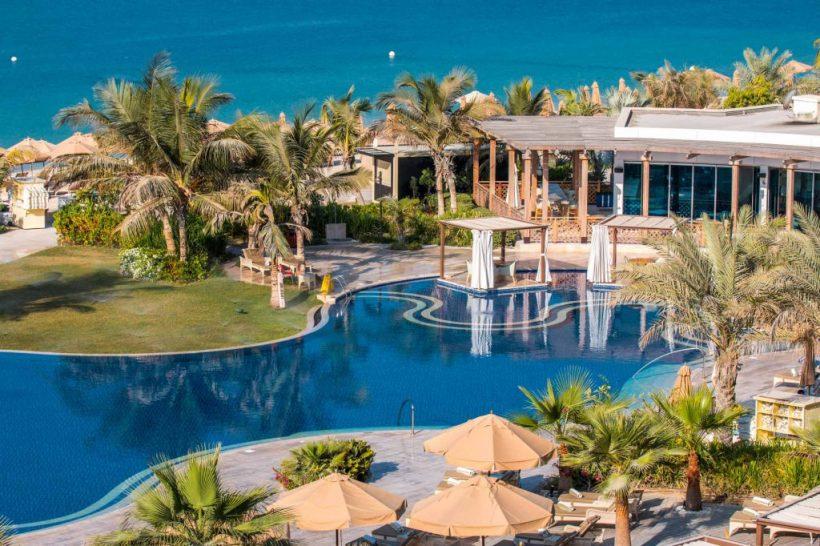 Waldorf Astoria Dubai Palm Jumeirah Pool