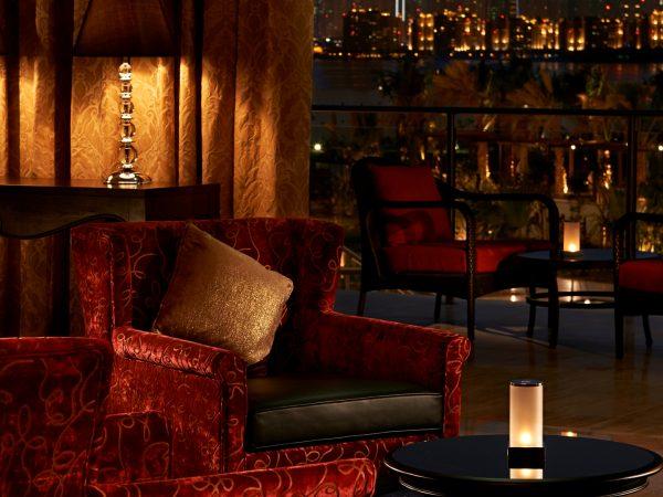 Waldorf Astoria Dubai Palm Jumeirah Serafina-Bar
