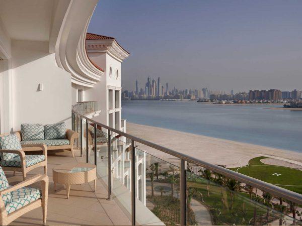 Waldorf Astoria Dubai Palm Jumeirah Suites Palm View