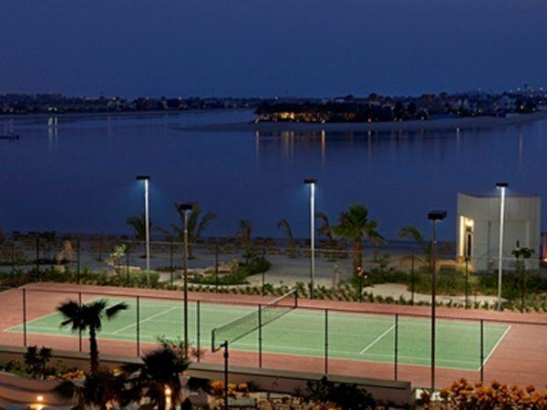 Waldorf Astoria Dubai Palm Jumeirah Tennis