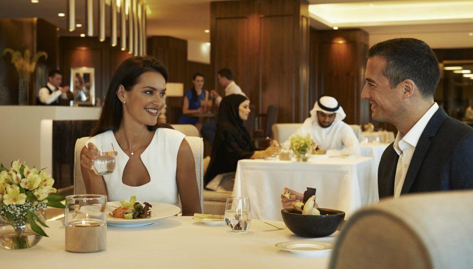 Waldorf Astoria Dubai Palm Jumeirah brunch