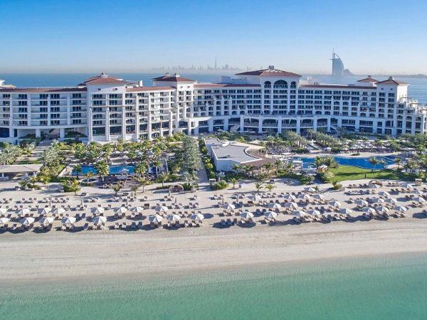 Waldorf Astoria Dubai Palm Jumeirah hotel-view