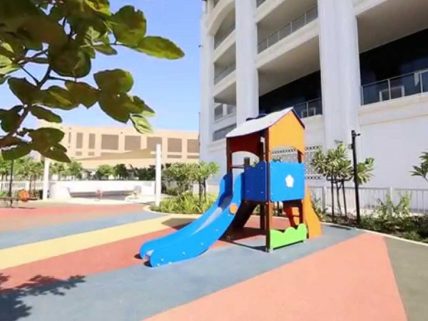 Waldorf Astoria Dubai Palm Jumeirah kids club