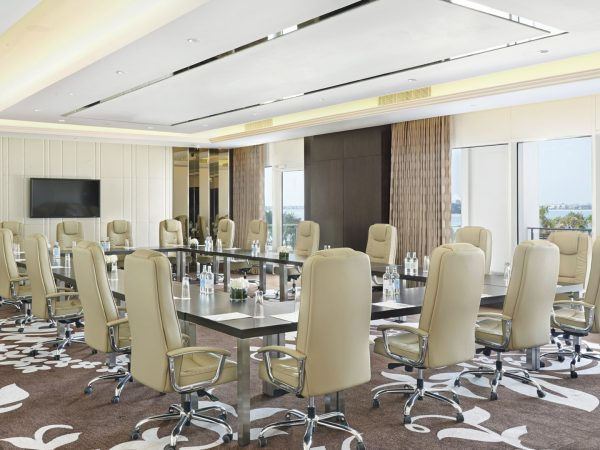 Waldorf Astoria Dubai Palm Jumeirah meeting room