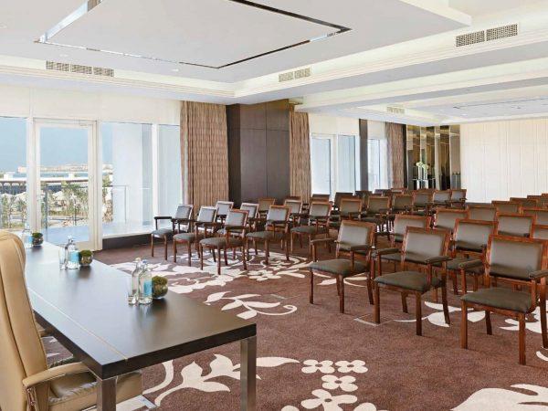 Waldorf Astoria Dubai Palm Jumeirah meeting spaces