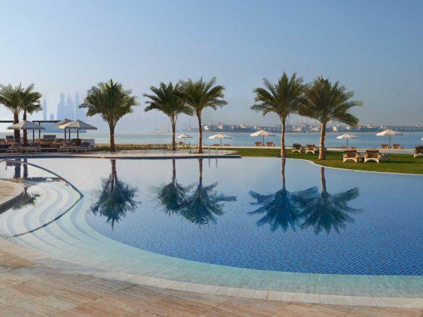 Waldorf Astoria Dubai Palm Jumeirah water sportWaldorf Astoria Dubai Palm Jumeirah water sport