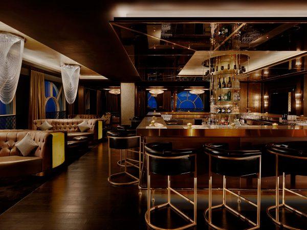Waldorf Astoria Ras Al Khaimah 17 Squared Lounge and Bar