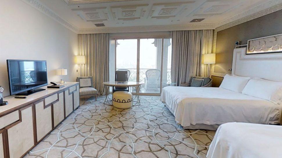 Waldorf Astoria Ras Al Khaimah Family Deluxe-with Sea View and Balcony